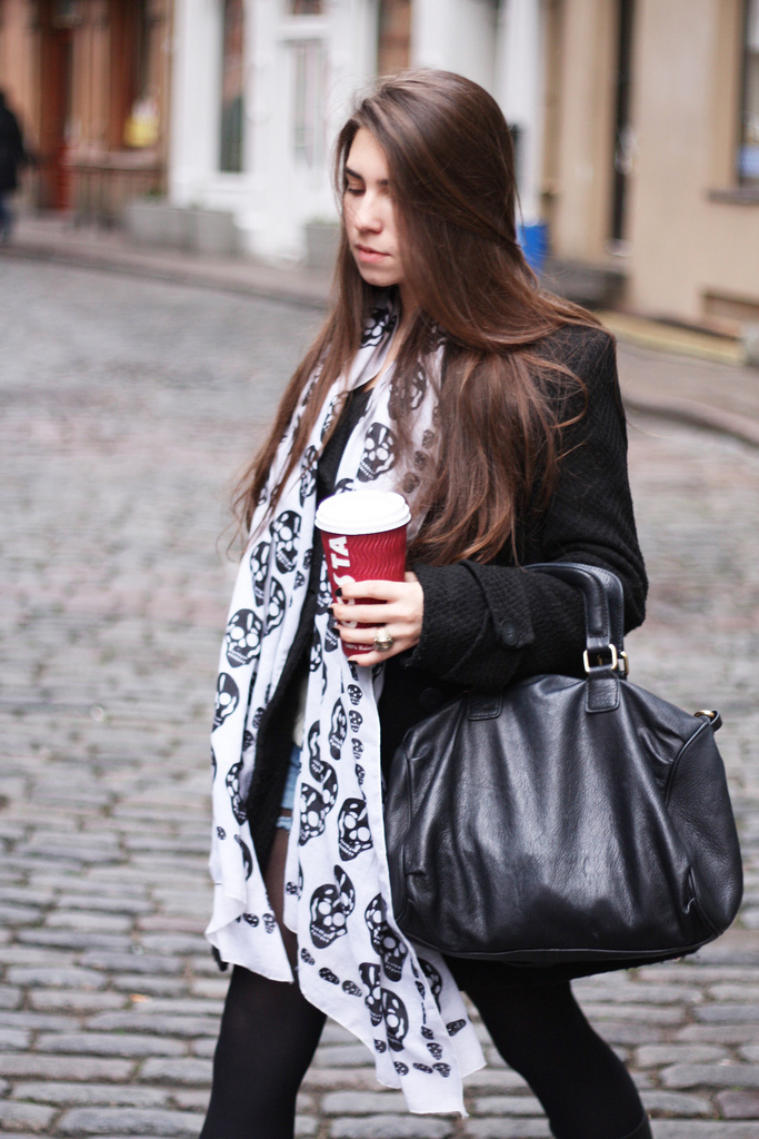 clothes, coffee, fashion, outfit, picture