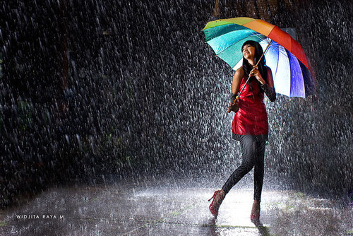 colors, colours, fashion, girl, model, photography, pretty, rain, umbrella