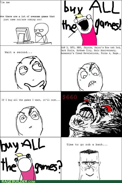 comics, funny, lol, rage