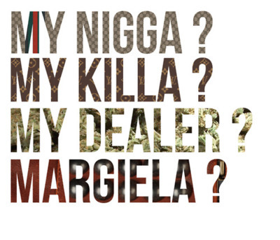 cuote, dealer, killa, margiela, nigga