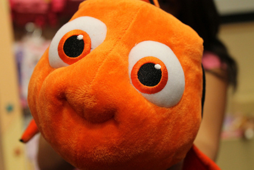 cute, disney, finding nemo, nemo, plush