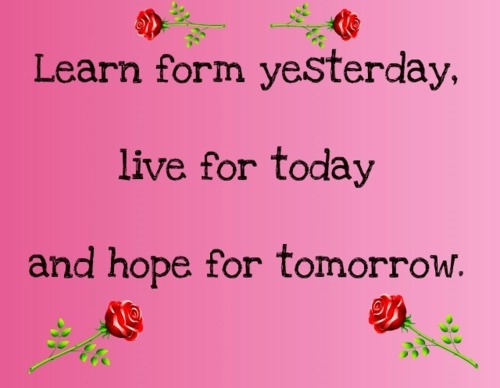 cute, hope, learn, life, live