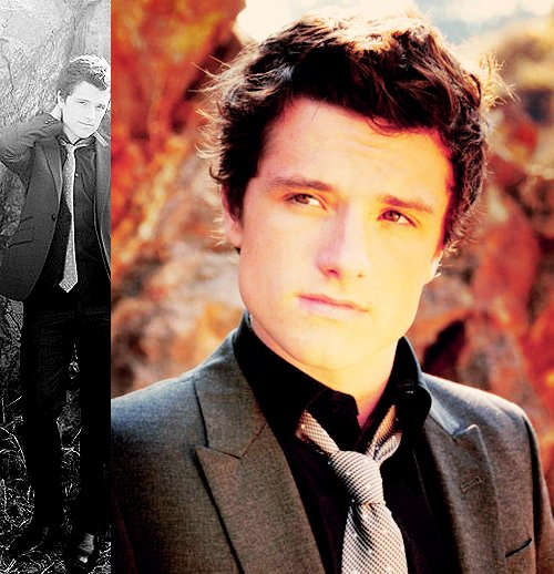 cute, josh hutcherson, sexy