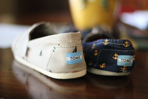 cute, shoes, toms
