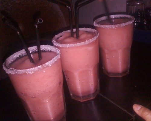 daikiri, drink, drinks, pink, strawberry
