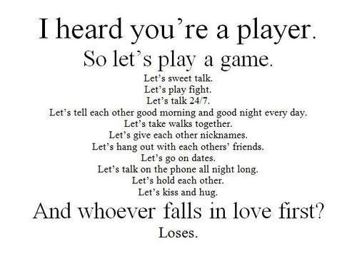date, fight, friends, game, hug, kiss, love, morning, nicknames, night, phone, play, player, sweet talk