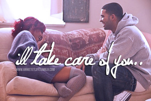 rihanna and drake relationship quote