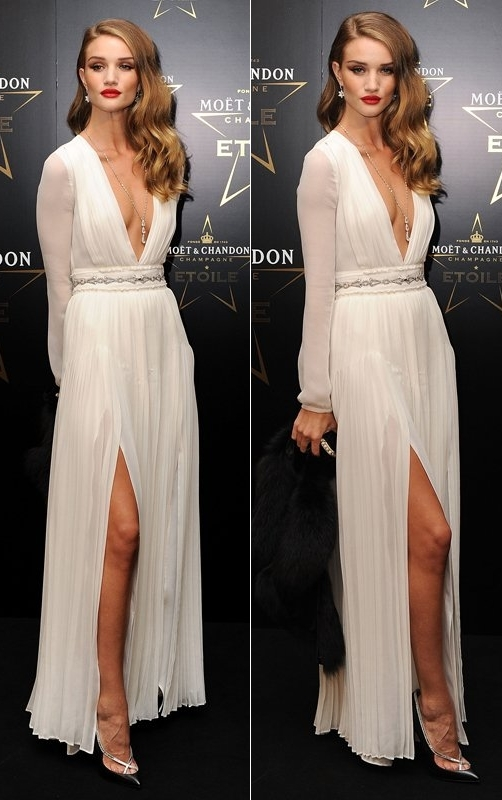 dress, rosie huntington-whiteley, style