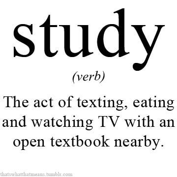 Eat Funny Lol Study Text