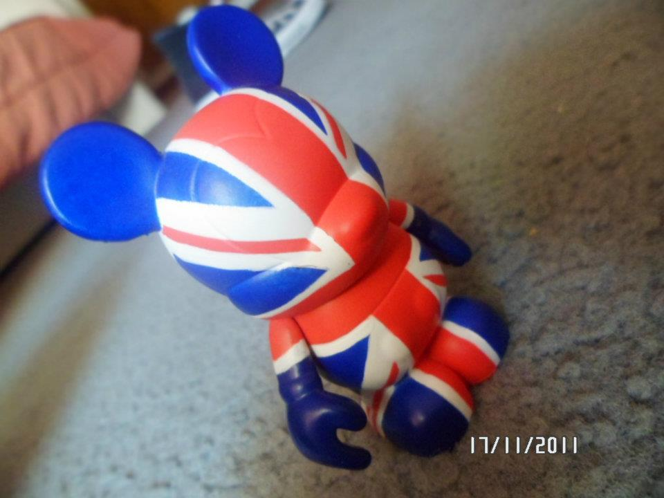 england, london, mickey mouse