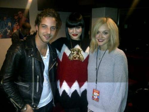 fearne cotton, james morrison, jessie j