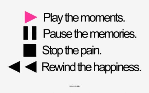 happiness, memories, moments, pain