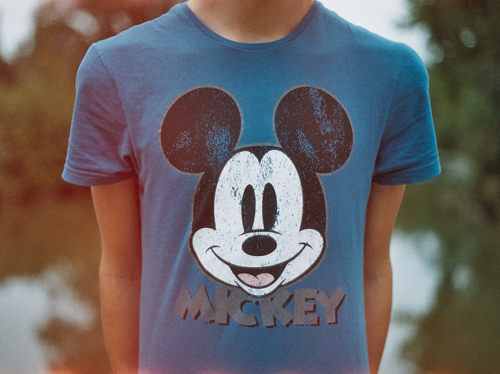 mickey, mickey mouse, photography, t-shirt