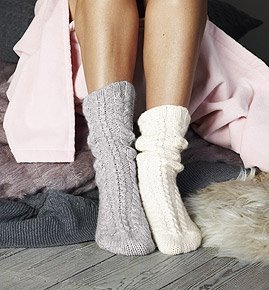 socks, warmth, winter