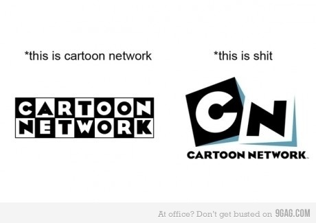 9gag, cartoon network, except adventure time, true, unfortunately
