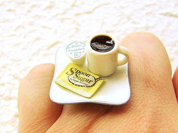 accessories, birthday, charm, christmas, coffee, craft, cute, etsy, fashion, food, gift, girl, harajuku, japan, japanese, jewellery, jewelry, kawaii, miniature, party, present, ring, shopping, style, tokyo, wedding, woman