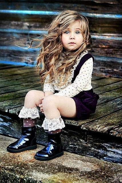 adorable, child, children, curls, folk, indie, photography, vintage