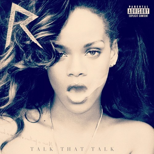 album, awesome, beautiful, gorgeous, love, music, new, rihanna, smoke, sound, talk the talk