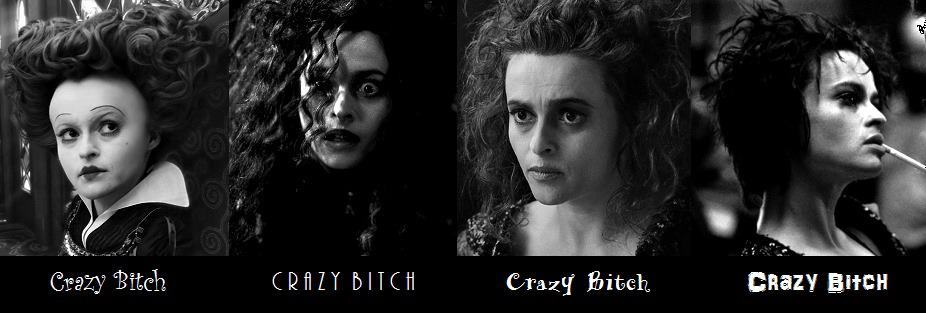 alice in wonderland, beautiful, bellatrix lestrange, black & white, fight club