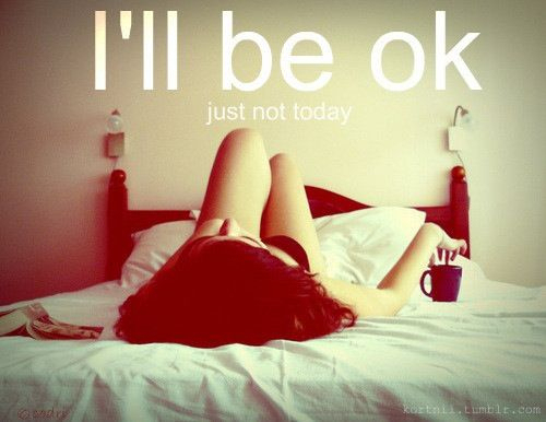 alone, be ok, beautiful, bed, black