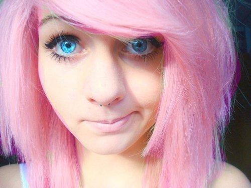 alternative, alternative girl, beautiful, beauty, blue eyes