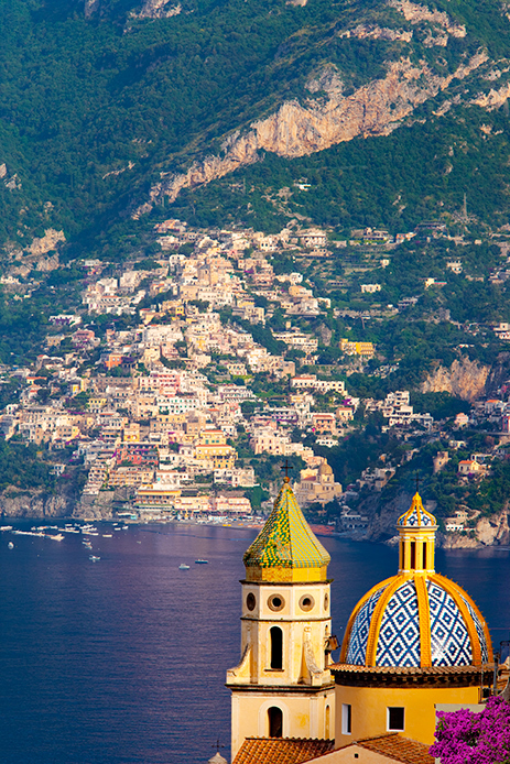 amalfi, beach, beautiful, church, coast