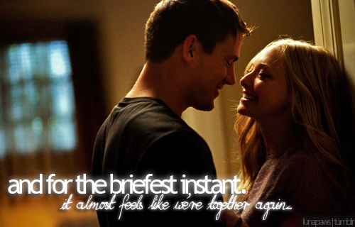 amanda seyfried, channing tatum, dear john, kiss, love