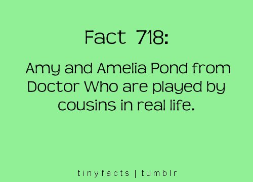 amelia pond, amy, curiosity, doctor who, facts