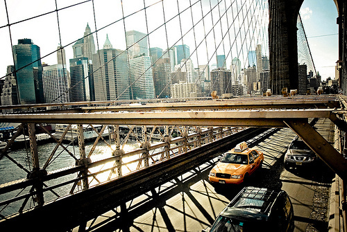 america, architecture, beautifull, bridge, buildings, cab, cabs, city, gorgeous, new york, new york city, north america, nyc, photography, places, pretty, scenery, skyline, summer, sun, taxi, travel, united states, united states of america, usa