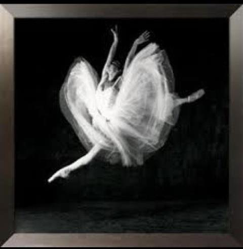 and, ballerina, ballet, beautiful, black
