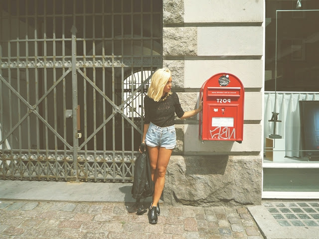 angelica blick, black, blog, blogger, blonde