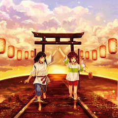 anime, ghibli, spirited away