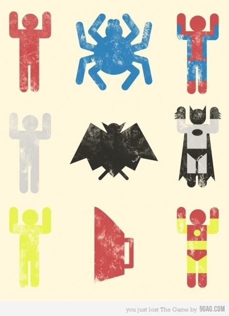 art, batman, cute, design, heroes