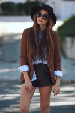 art, beautiful, blazer, blond, brown