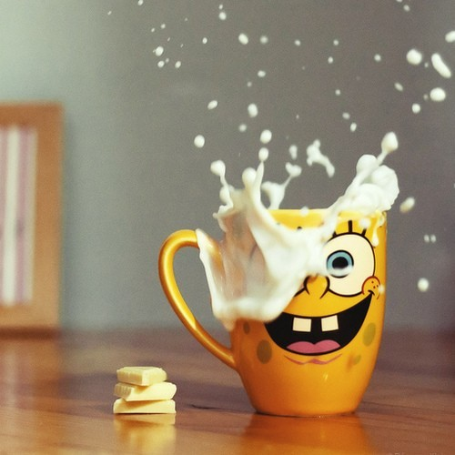 art, beautiful, carpe diem, color, colors, fall in love, feeling, flower, funny, good, heart, ilustration, life, light, live, love, lovely, magic, sponge bob