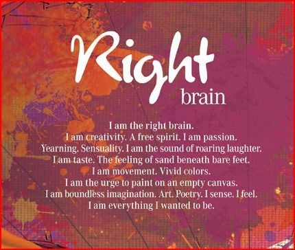 art, brain, colorful, creative, quote
