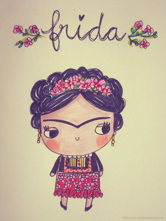 art, drawing, frida, frida kahlo, kahlo