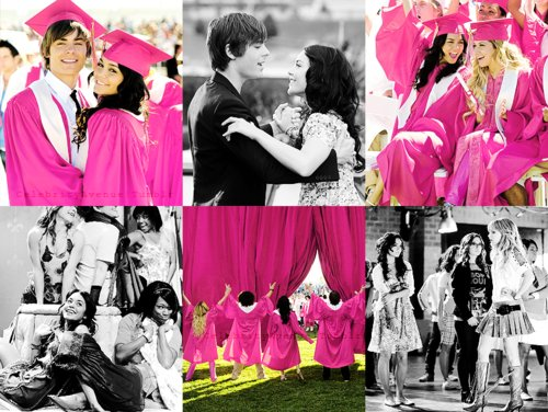 ashley tisdale, high school musical 3, hsm, vanessa hudgens, vashley, zac efron, zanessa