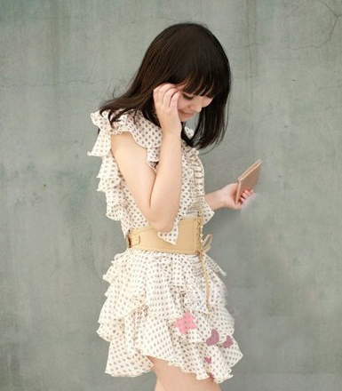 asia, cute, fashion, girl, kawaii