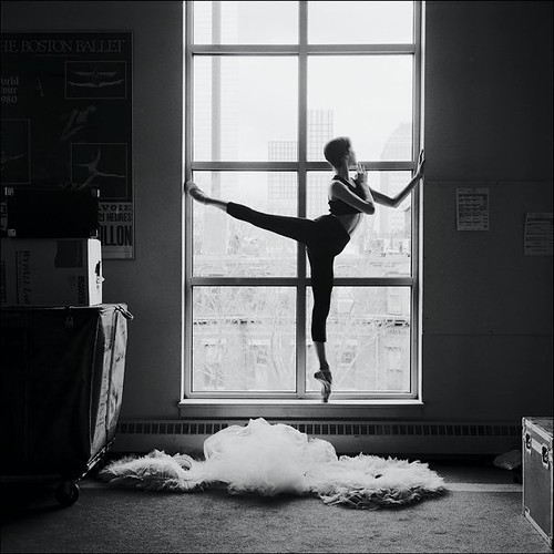 ballerina, ballet, beautiful, beauty, black & white