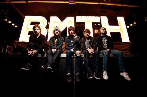 band, bmth, bring me the horizon, cool, cute, music, oli sykes