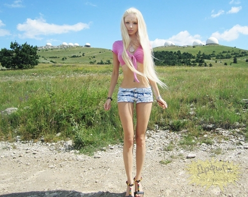 amatue21, barbie, beautiful, model, shapely, valeria lukyanova