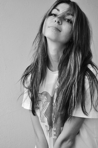 beautiful, beauty, beauty girl, black and white, brunette, girl, hot, ira bokalova, long hair, photo, pretty, sexy, ukraine, ukrainian girl, woman