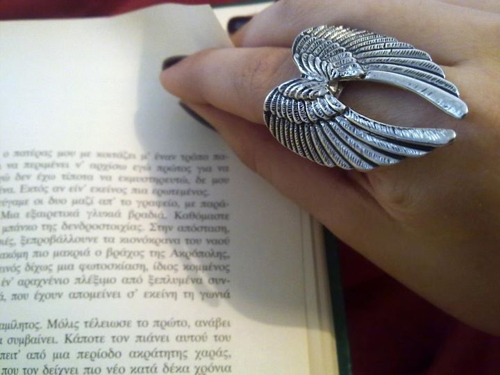 beautiful, book, feather, greek, inspirational