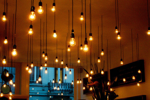 Hanging lights that plug into an outlet - Cool hanging lights ...