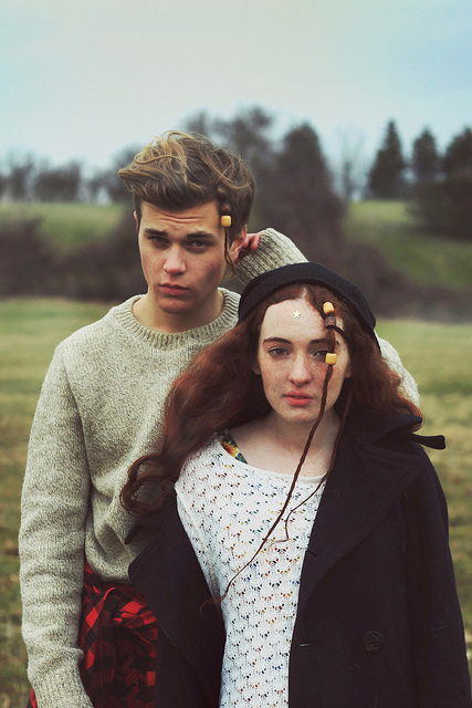 beautiful, couple, friends, gypsy, handsome, indie, lovely, quirky, rustic, vintage
