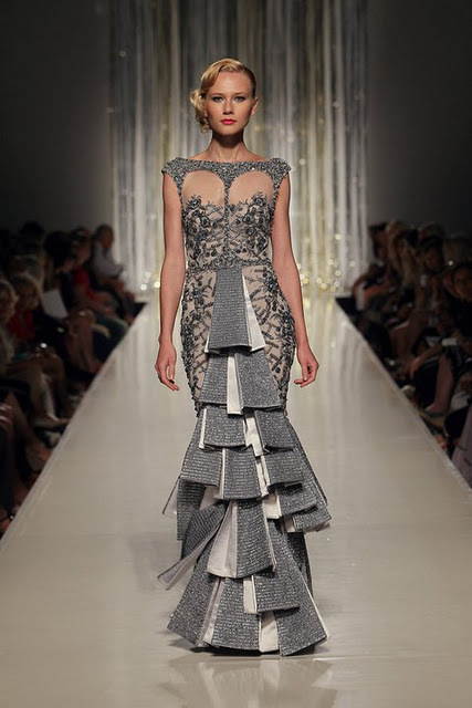 beautiful, designer, fashion, glamour, haute, haute couture, la chiacchierata, luxury, model, tony ward
