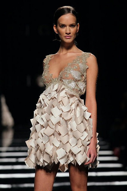 beautiful, dress, fashion, glamour, haute couture, la chiacchierata, luxury, model, rich, runway, tony ward