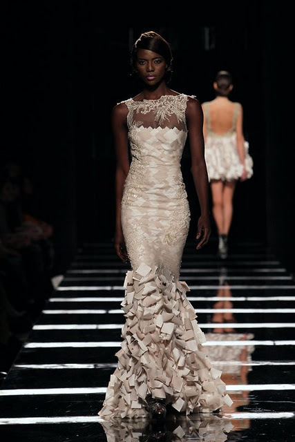 beautiful, designer, fashion, gown, haute couture, la chiacchierata, luxury, model, runway, tony ward