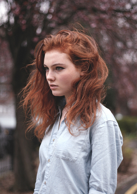 beautiful, girl, hair, lovely, model